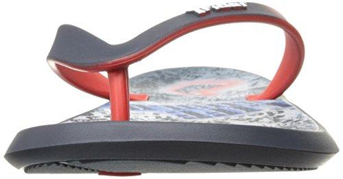 Rider While R1 Energy Vi Sandal Blue / Red