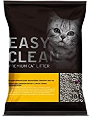 Emily Pets Fresh Scented Bentonite Cat Litter (Lemon, 10 L)