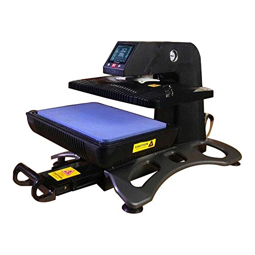 110V, Multifunctional Auto Open Pneumatic 3D Sublimation Vacuum Heat Press Transfer Machine by Sign-in-China