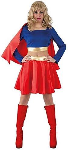 DISBACANAL Disfraz Superwoman - -, M: Amazon.es: Juguetes y ...
