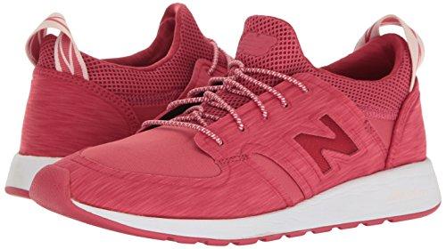 New Balance WRL420 REVlite Slip-On Sneaker Damen Red