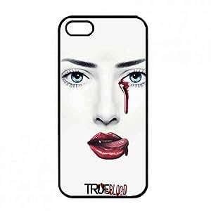 Thrilling theme Funda for iPhone 5 5S,Tv Show True Blood Funda,iPhone 5 5S Back Funda