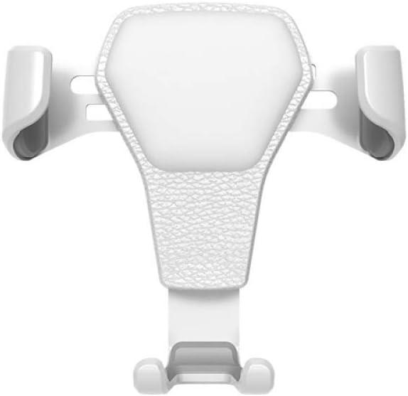 90 60mm 110 Soutien Aluminium La Gravit/é Lien 360 �� Rotation Snap-On Air Vent//Tableau De Bord Monter Voiture Support De T/él/éphone Cadeau Qualit/é De C/él/èbre Marques//Noir