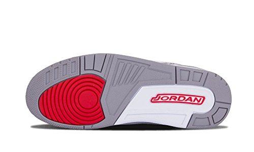 AIR JORDAN 3 RETRO '2011 RELEASE' - 136064-105 - US Size
