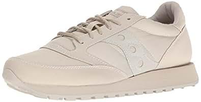 Saucony Originals Men's Jazz Mono Fashion Sneaker, Light Grey, 5 M US