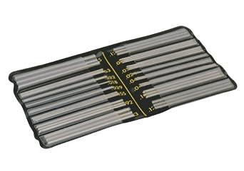 Brown & Sharpe 599-4816 48-Piece Thread Measuring Wire Set