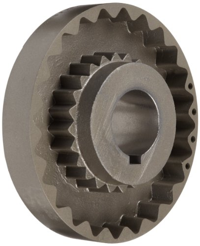 MARTIN 11S 2 3/8 Quadraflex Coupling Flange, Cast Iron, I...