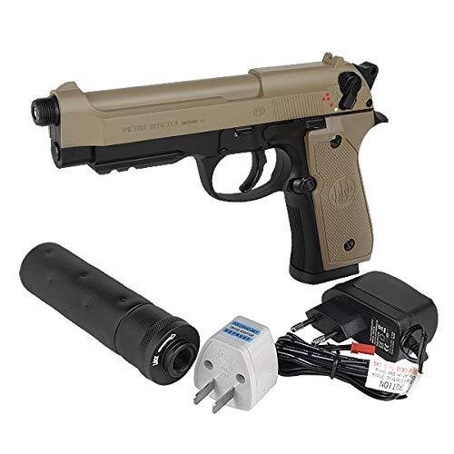 Umarex ベレッタM92A1 Tactical 電動ハンドガン デザートカラー B07GB778B3