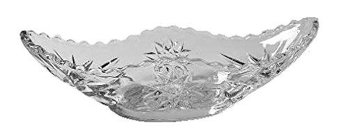 Anchor Hocking Prescut Clear Glass ( 9 1/4