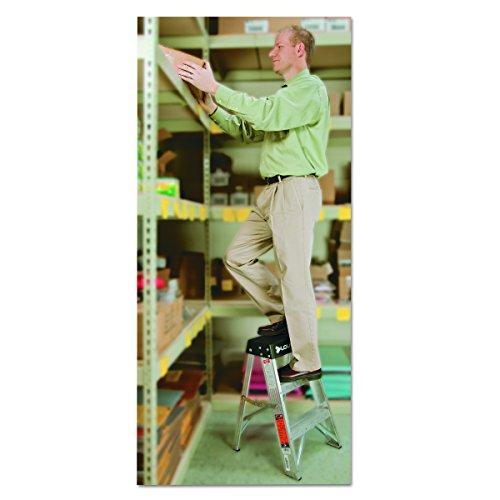 Louisville Ladder AS3002, Aluminum Stepladder, 300-Pound Capacity, 2-Foot by Louisville Ladder (Image #10)