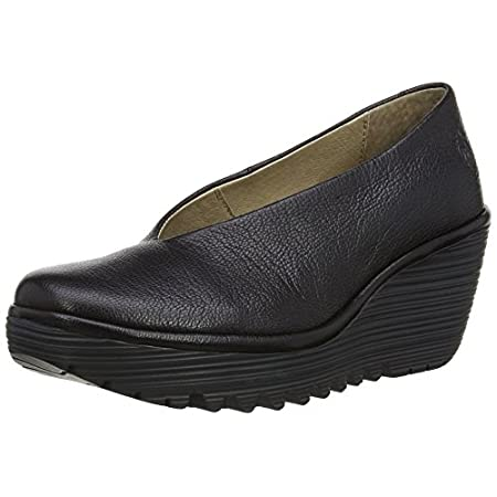 Fly London Yaz Mousse, Women's Court Shoes 41nOAxcyv1L