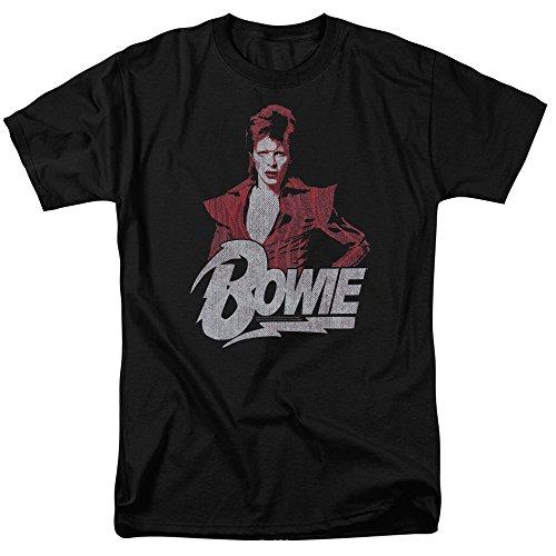 David Bowie Diamond Mens T-Shirt, S to 3XL