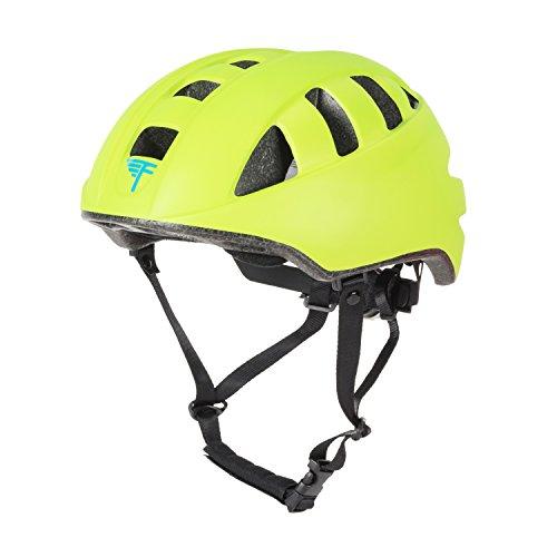 Flybar Junior Helmets for Kids (Green, Large)
