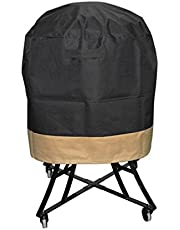 """Onlyfire Kamado Grill Cover Fits for Large Big Green Egg,Kamado Joe Classic and Stand-Alone,Large Grill Dome,Pit Boss K22,Louisiana K22,Coyote The Asado Cooker and Other,30"""" Dia X 24"""" H"""