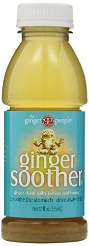Ginger People Water Ginger Soother W Hn by Ginger People
