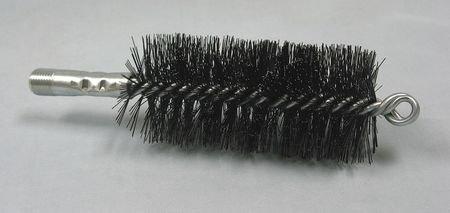 (Flue Brush, Wire, L 4 1/2 In, Dia 2)