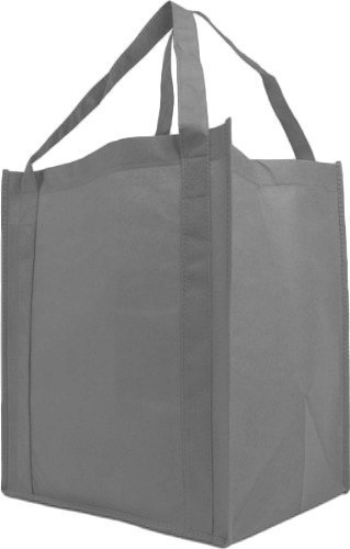 10 Pack Reusable Tote Bag With Handle Large Grocery Bag