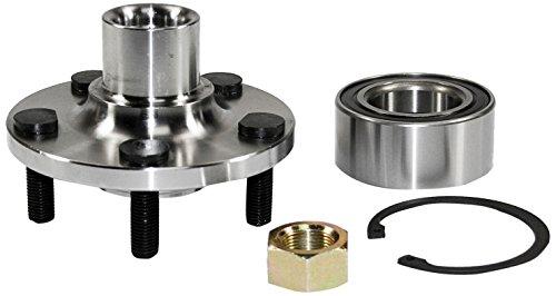 Front Wheel Hub Nut (DuraGo 29596000 Front Wheel Hub Kit)