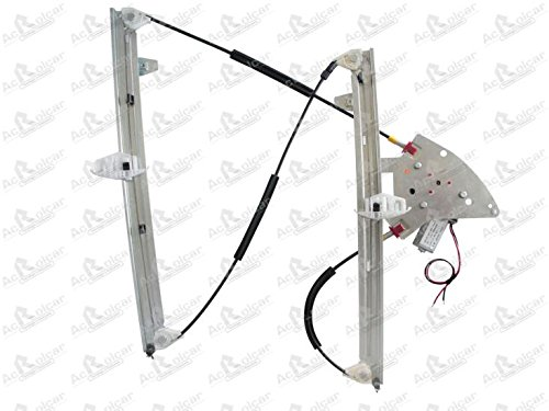 Front Right Electric Window Regulator (with motor) for Citroen XSARA PICASSO (N68), 1999-2008 AC Rolcar