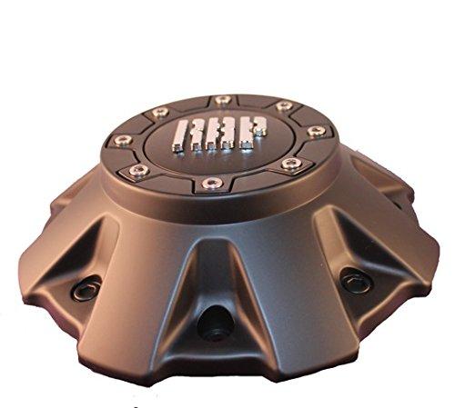 RBP Wheels Custom Center Cap GLOSS Black (Set of 1) # 799-CAP LG-1107-51 C9798R-171820-B