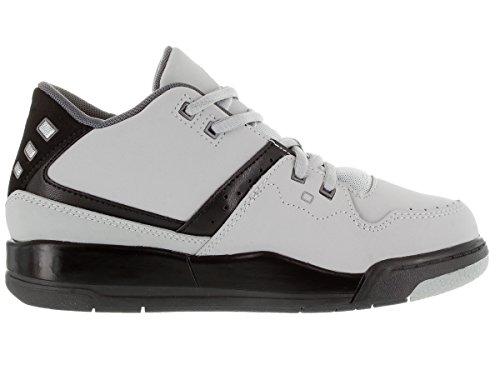 Jordan Nike Enfants Vol 23 Pb Gris Loup / Pr Pltnm / Blck / Cl Gry Chaussures De Basket-ball 1 Nous Loup Gris Enfants