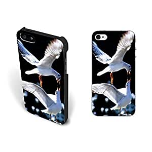 Cute Loveing Birds Animal Print Case For Samsung Note 2 Cover Love Pigeon Custom Design Hard Plastic Case For Samsung Note 2 Cover Case Skin Personalized.