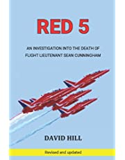 RED 5: An investigation into the death of Flight Lieutenant Sean Cunningham