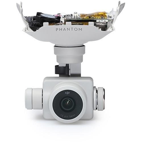 DJI Part 63 3-Axis Stabilized Gimbal and 20MP C4K Camera for Phantom 4 Pro/Advanced Quadcopter (Camera Phantom)