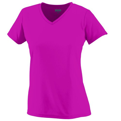Augusta Sportswear Girls' WICKING T-SHIRT