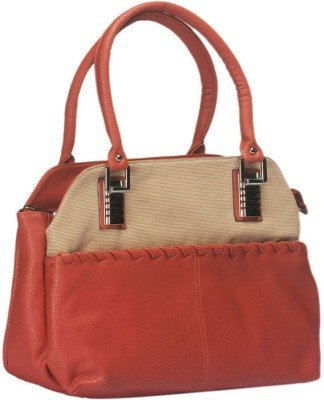 Buy NOVICZ Latest Trendy PU Leather Ladies Bag Beautiful Shoulder Bag  Women S Hand Bag Vanity Bag College Brown Colour Online at Low Prices in  India ... 2cadb24284118