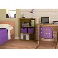 Ameriwood 3-Shelf Bookcase (Alder)