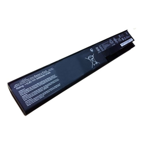 Price comparison product image Amsahr Replacement Battery for ASUS X501A, X301, X301A, X301U, X401, X401A, X401U