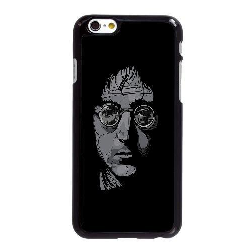 Hd John Lennon Illust Art Music Plus BW07SR5 coque iPhone 6 6S plus 5.5 Inch cas de téléphone portable coque L1CU8D3VW