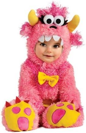 Rubbies - Disfraz de monstruos sa para bebé niña, talla 2 (2-3 ...