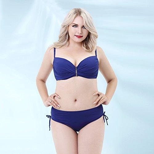 WAWEN - Conjunto - para mujer Azul