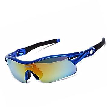 Eavier Protección UV400 Gafas de Sol Polarizado Deporte al Aire Libre Gafas Ciclismo Correr Pesca Conducción