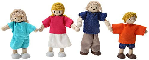 (Plan Toy Doll Family -)
