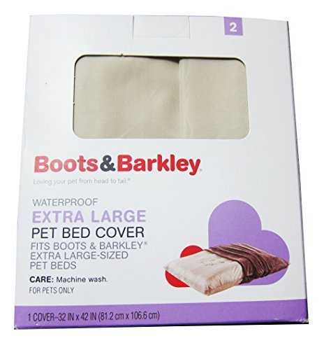Boots & Barkley Pet Bed Cover (Extra Large) (Boots & Barkley Pet Bed Cover Medium)