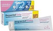 Bepantol Baby Creme Preventivo de Assaduras Para Bebês 120G Embalagem Econômica, Bepantol Baby