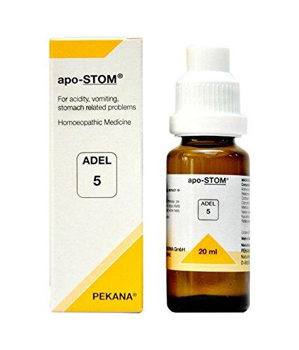 ADEL GERMANY ADEL 5 apo-STOM drops.