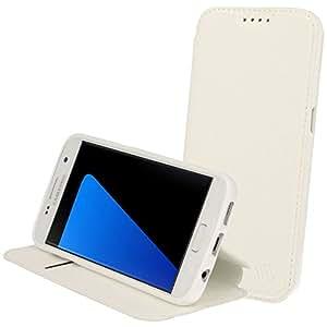 Techgear® S7 Samsung Galaxy-Carcasa, protector de pantalla