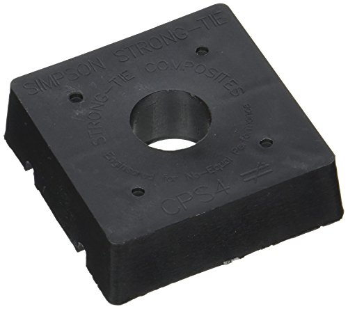 SIMPSON STRONG TIE CPS4 4x4 Composite Standoff Base ()