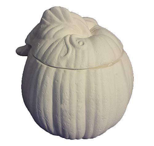 (Pumpkin Candy Dish 6