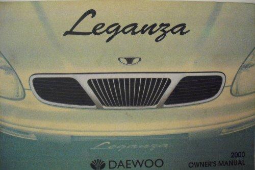 2000 Daewoo Leganza Owner