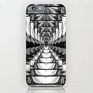 Society6 - Abstract.black+white. iPhone 6 Case by Paulette Hurley