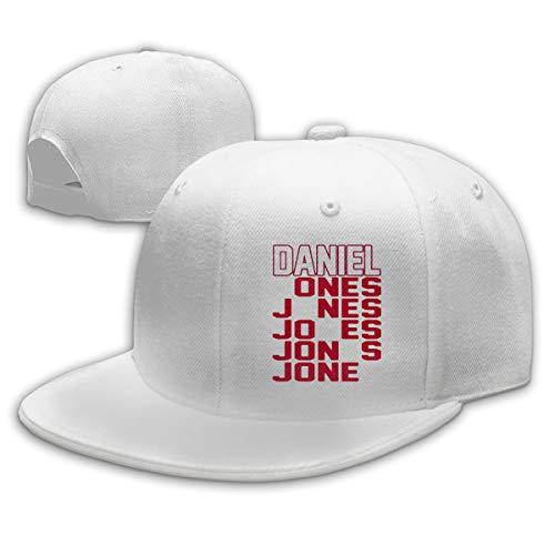 (Adjustable Baseball Cap Blue New York Jones Text Cool Snapback Hats)