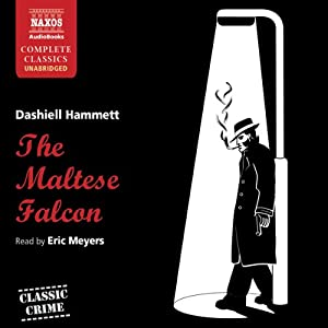 The Maltese Falcon Hörbuch