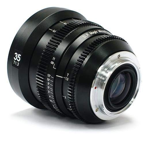 SLR Magic MicroPrime Cine 35mm T1.3 Compatible with Sony E Mount by SLR Magic (Image #1)