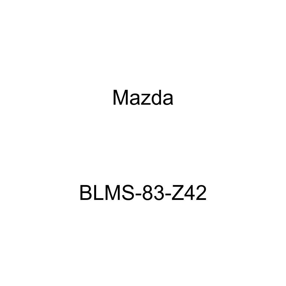 Mazda Genuine Accessories BLMS-83-Z42 License Plate Frame Gift Set