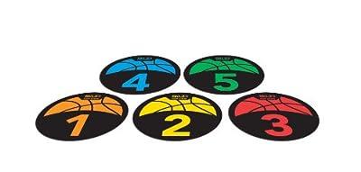 SKLZ Shot Spotz - Basketball Training Markers NSK000013